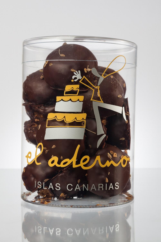 Productos con chocolate