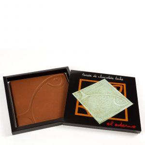 loseta de chocolate El Aderno