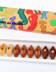 caja de bombones de millo