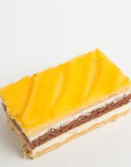 pastel de yema