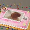 tarta para bautizo
