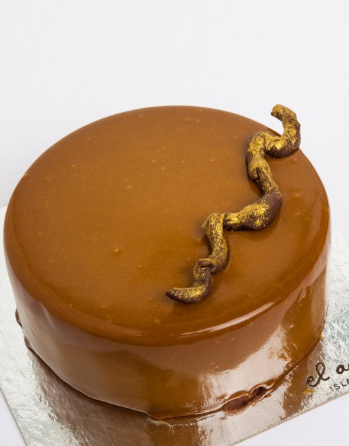 tarta Tazacorte de El Aderno
