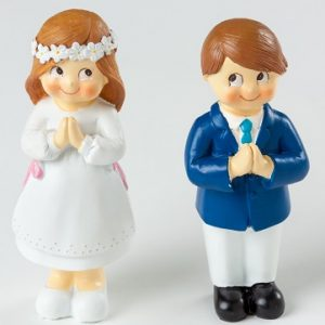 figura para tarta de primera comunión