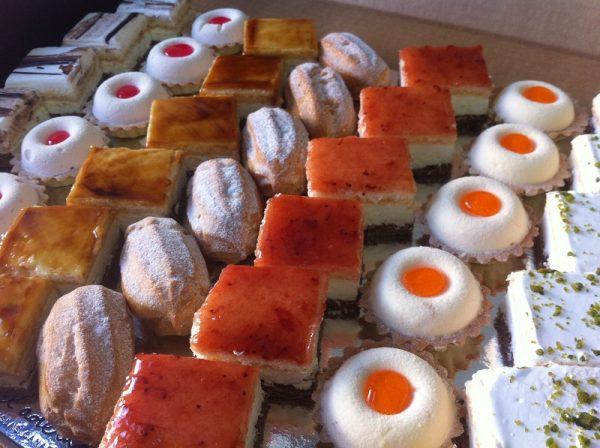 dulces de celebración