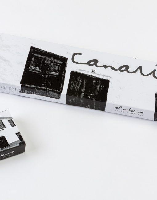 caja de bombones Canarias