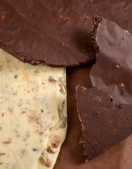 tabletas gigantes de chocolate