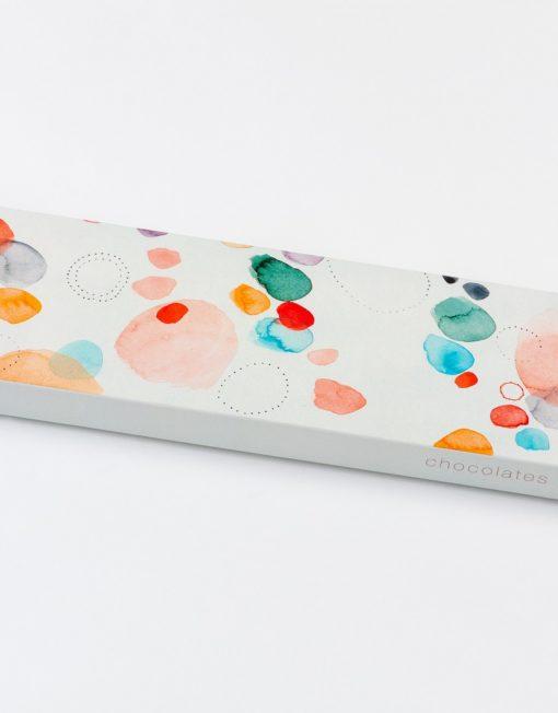 caja de bombones de autor karina beltrán