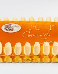 tarta de comunión