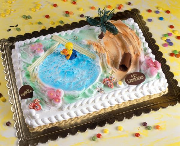 tarta infantil Piolín