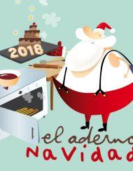 Catálogo de repostería de Navidad El Aderno