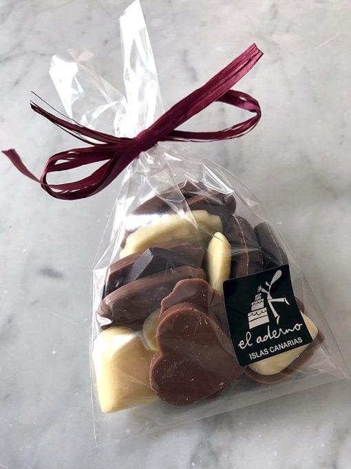 Bolsa de chocolates variados San Valentín