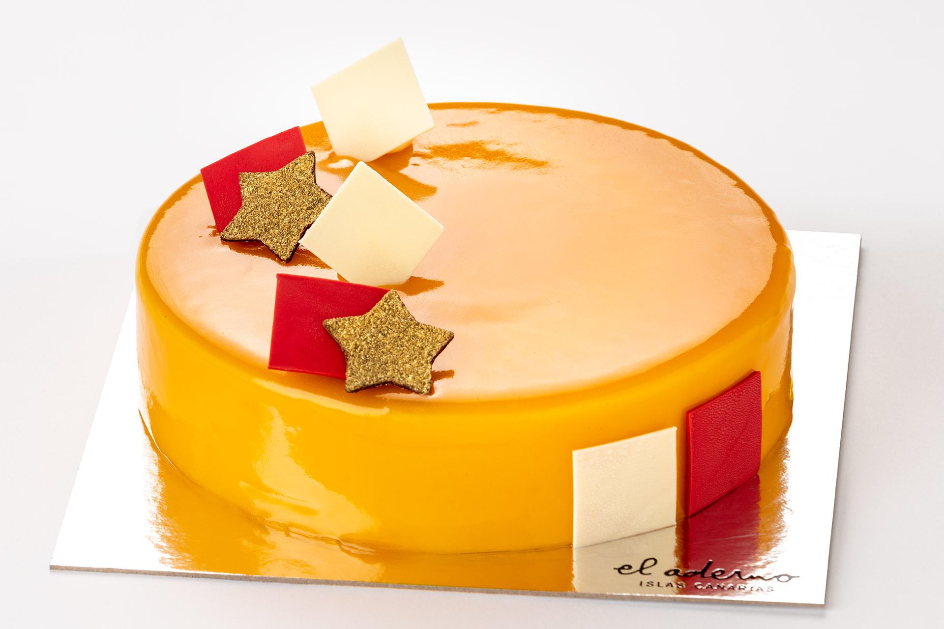 tarta Caribe Navidad