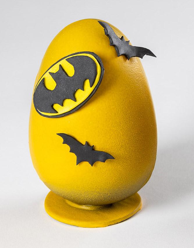 huevo de pascua batman