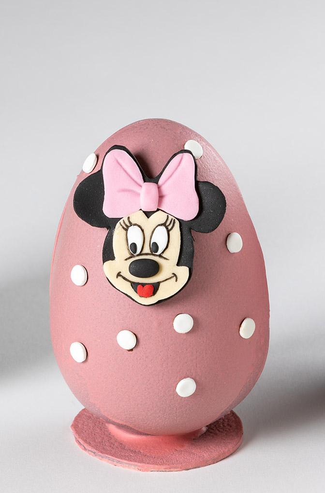 huevo de pascua minnie
