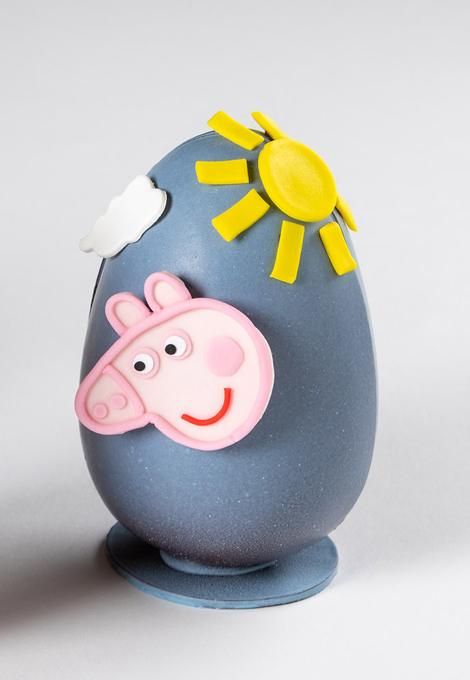 huevo de pascua peppa pig